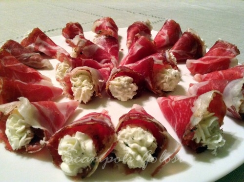 involtini capocollo