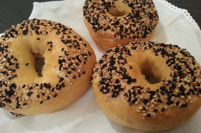 I Bagels di Laurel Evans
