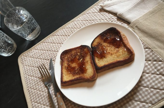 French Toast (by Joe Bastianich)